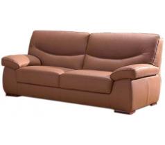 Canapé 3 places en cuir...