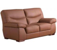 Canapé 2 places en cuir...