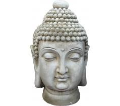 Tête de Bouddha Indou