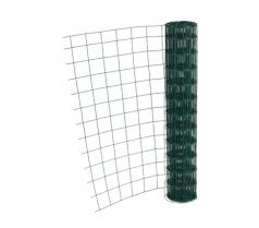 Grillage plastifié vert 100x100 Hauteur 1m
