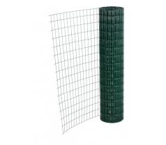 Grillage plastifié vert 100x75 Hauteur 1m20 - Longueur 25m