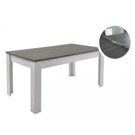 Table avec allonge décor Chêne Prata Pin Andersen