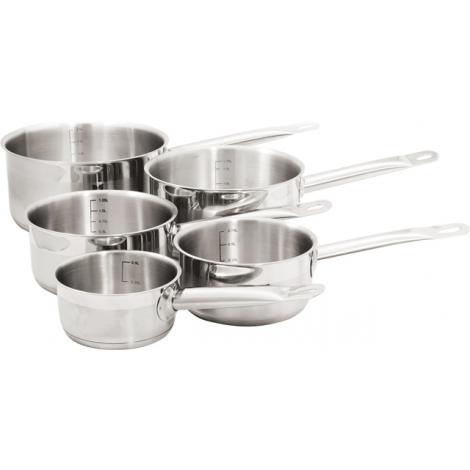 Série de 5 casseroles