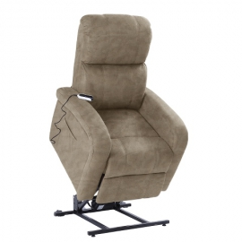 Fauteuil releveur relax Bost taupe