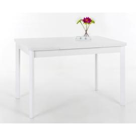 Table avec allonges