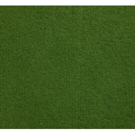 Moquette gazon Gard 4M sur plot verte