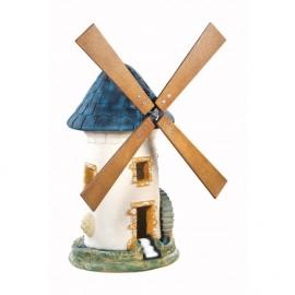 Moulin à la roue toit ardoise