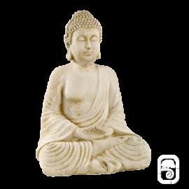 Bouddha hindou GM ton vieilli