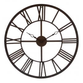Horloge métal vintage