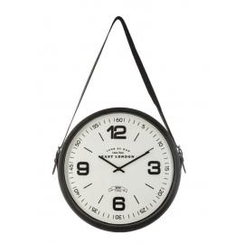 Horloge métal ceinture