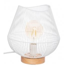 Lampe filaire blanche