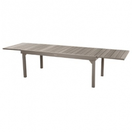 TABLE PIAZZA EXT ALU LIN 12P