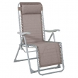 FAUTEUIL RELAX SILOS TAUPE